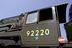 BR 2-10-0 9F Class No. 92220 'Evening Star'.