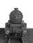 London Midland Scotland (LMS) locomotive no. 5684 'Jutland' Jubilee class 4-6-0, 28th January 1936