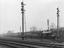 Theatrical train at Spondon Junction, 9th April 1910
