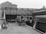 Theatrical train at Nottingham unloading scenery, 9th April 1910
