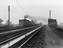 Ballast train at Loughborough, 26th July 1911