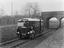 London Midland and Scotland (LMS) Road rail (Ro-Rail) coach, 1931.