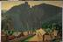 Painting 'The Peak District - Peveril Castle' - L. Campbell Taylor A R A.