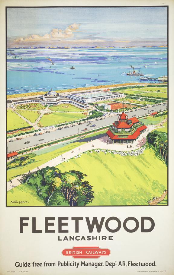 Poster, Fleetwood