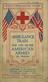 Booklet, L&SW Rly, Ambulance Train for the use of American Armies in France