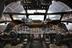 Interior photograph of Avro Shackleton A.E.W.2 reconnaissance aircraft, Military Service No. WR 960, made by A. V. Roe