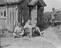 Albert Einstein, German mathematical physicist, 1933. Albert Einstein with Commander Oliver Locker-Lempson MP and a