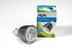 Energy efficient light bulb with box, GU10 LED lamp made by Novah Ltd under the trademark AVA; it is designed to allow