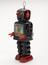 High Wheel Gear Robot, 1950s, Yoshiya, Japan.  Hand and Machine Tools.