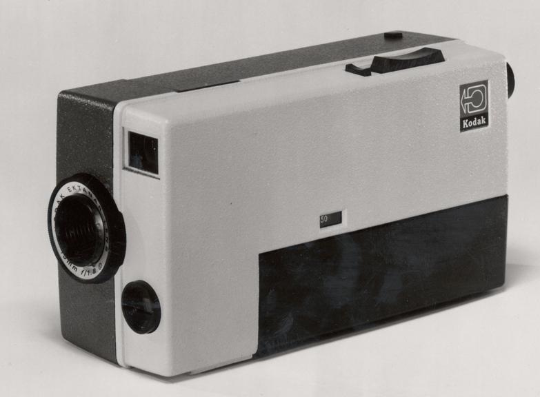 Kodak Instamatic M4 Super8 Movie Camera
