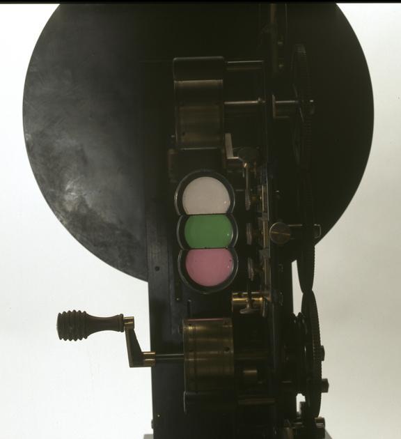 Lee & Turner Three-Colour Projector