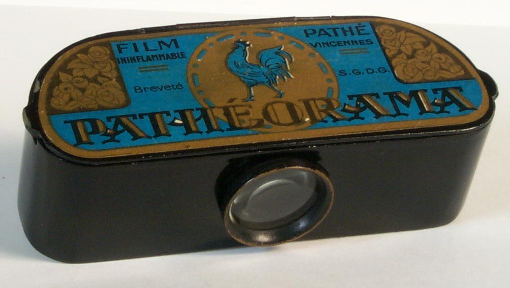 The Pathéorama       The Pathéorama, made by Pathé in France, 1922