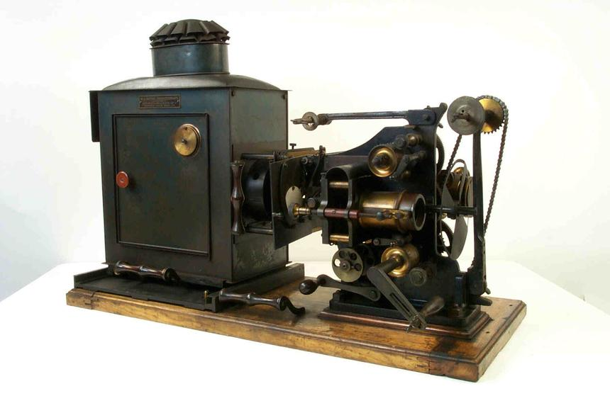 Butchers Empire Model 2 35mm Projector