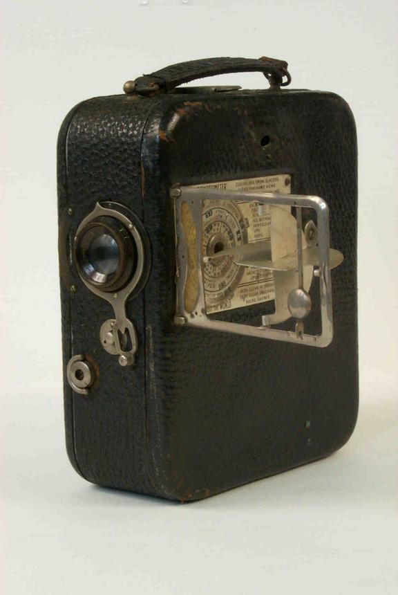 Cinegraphe Bol 35mm Cine Camera, 1924
