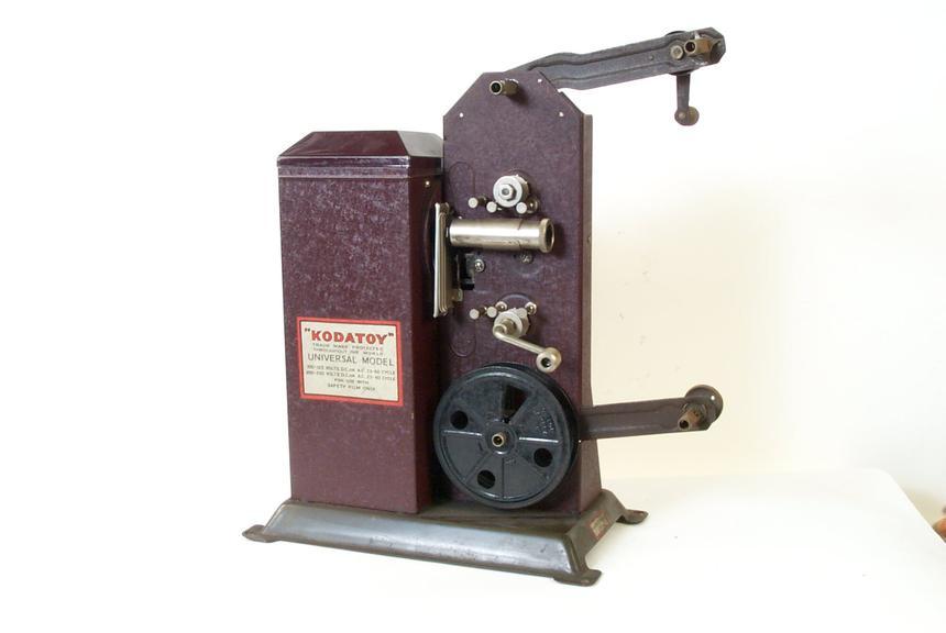 Kodatoy Universal Model 16mm Projector, 1932