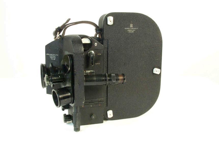 Newman & Sinclair NS 400 35mm cine camera
