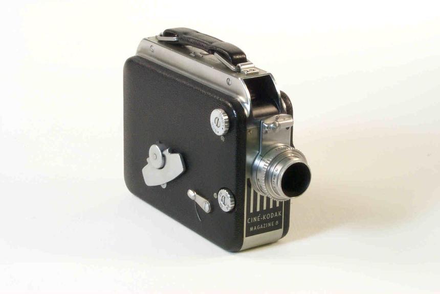 Cine-Kodak Magazine 8 8mm Camera, 1946