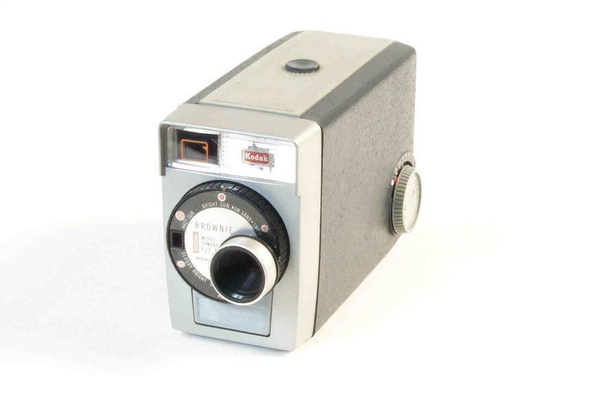 Kodak Brownie 8 8mm Movie Camera, c.1962