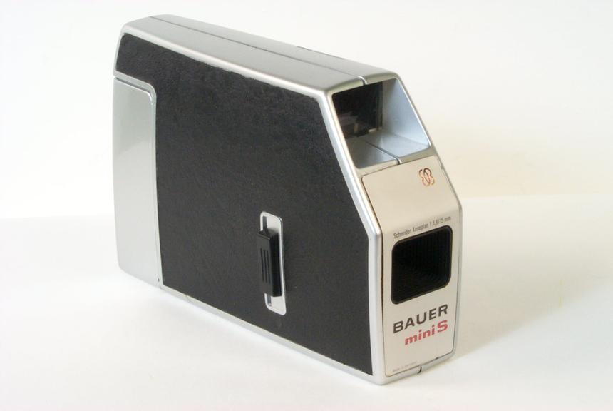 Bauer Mini S Super 8 cine camera