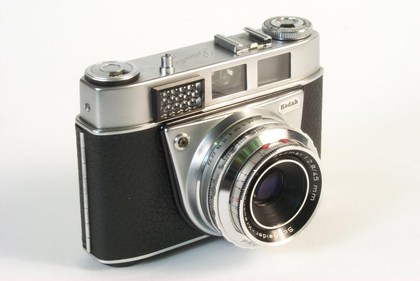 Kodak Retinette IIA camera (Type 036)       Retinette IIA Camera, Type 036, made by Kodak in Germany, 1959-1960