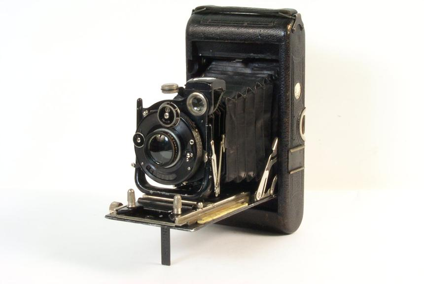 Ensign Rollfilm/Plate Camera