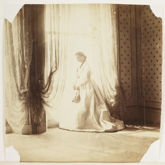 Isabella Grace Maude Hawarden       A photograph of Isabella Grace Hawarden (born 1846) taken by her mother, Clementina, Lady Hawarden (1822-1865)