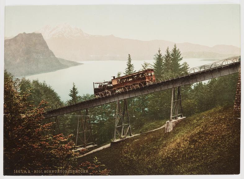 Rack and Pinion Mountain Railway