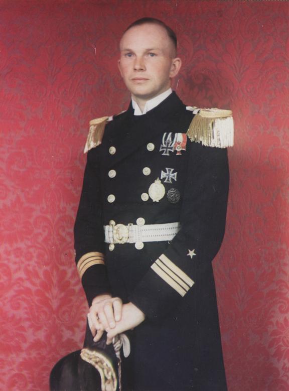 German naval officer