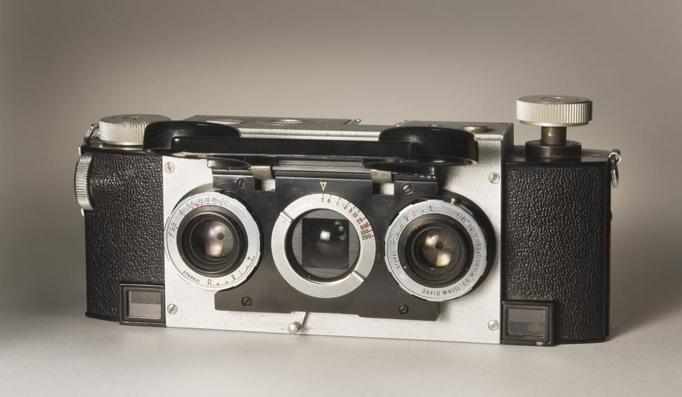 Stereo Realist 2 8 Camera Science Museum Group Collection
