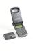 Miniature mobile telephone, Motorola 'Star Tac', 1997, manufactured in USA.