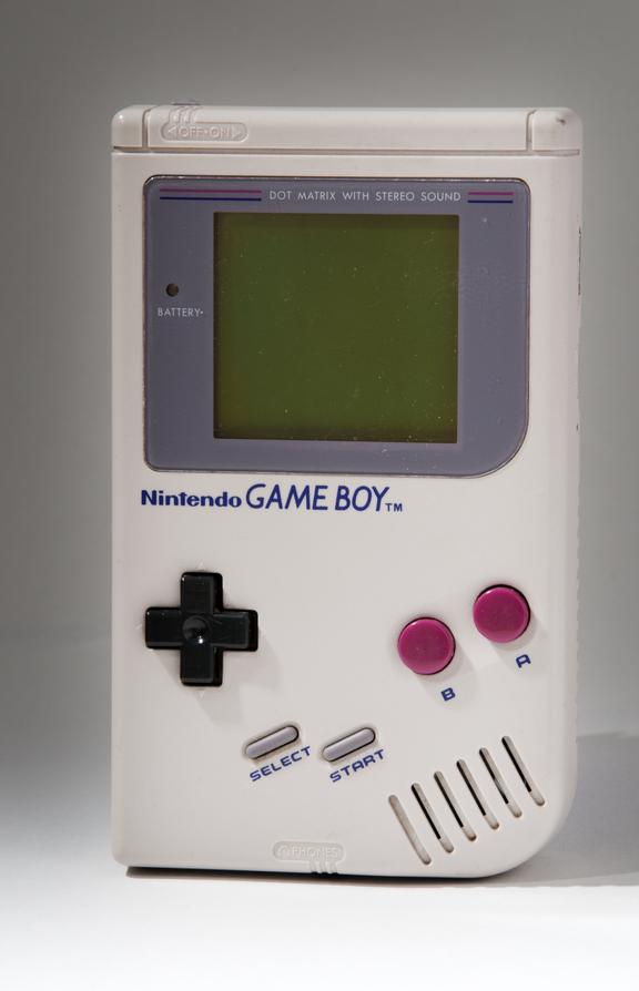 Nintendo Game Boy handheld console, model DMG-01       The successor to Nintendo's Game & Watch series, the Game Boy sold over 150 million units worldwide