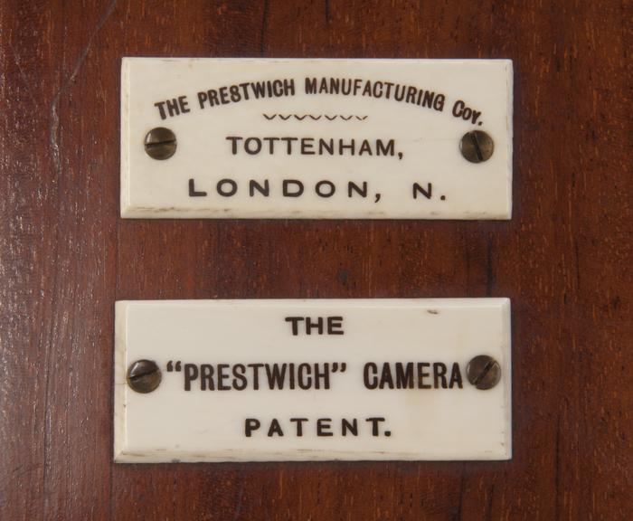 Prestwich 35mm cine camera