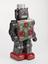 Machine Robot with packaging, 1963, Horikawa, Japan.  Hand and Machine Tools