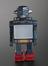 Video Robot with packaging, 1971, Horikawa, Japan.  Hand and Machine Tools
