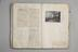 Scrapbook compiled by staff working in the Great Western Railway Engineer's Office, Paddington Station. Includes