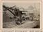 Album , Construction of 'Great Central Railway' by S.W.A. Bulwell. Mechanical shovel,in Nottingham Station Site, Near