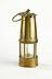 Souvenir representing flame safety lamp, c. 1980Photographed straight on view on a white background.