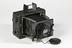 Camera by Ernemann-Werke, c.1923.Photographed on a white background.