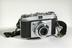 Kodak Retinette camera, c.1955Photographed on a white background.
