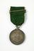 Medal, awarded for rescue trainingPhotographed on a white background.