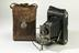 Eastman Kodak No 3 Autographic model H camera with case, c.1925Photographed on a white background.