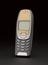 Mobile phone manufactured by Nokia, model 6300, c. 2006