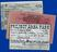 Project Area Pass for the Alamogordo Test Site, New Mexico, to Cyril Stanley Smith. Issue date 7 July 1945 2006-215