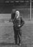Herbert Chapman, Arsenal Manager, on the pitch, 1932       This is a fully retouched and clean, publication quality copy of