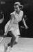 """Wimbledon Tennis Women's Singles, Maureen """"Little Mo"""" Connolly from the USA, July 1952       This is a fully retouched and"""