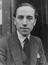Roy Jenkins the Labour Candidate photographed at the Central Southwark Bye-Election, 1948       This is a fully retouched