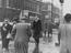 Tony Benn (Anthony Wedgewood Benn) MP. on his way to the Houses of Parliament, 1960       This is a fully retouched and