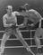 Henry Cooper Heavyweight Boxer fights Roy Harris       This is a fully retouched and clean, publication quality copy of an