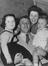 Tommy Docherty relaxes at home with his family, 1957       This is a fully retouched and clean, publication quality copy of