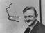 Lord Hailsham gets a new post as Unemployment Minister, shown here in front of a map of the North East, an unemployment